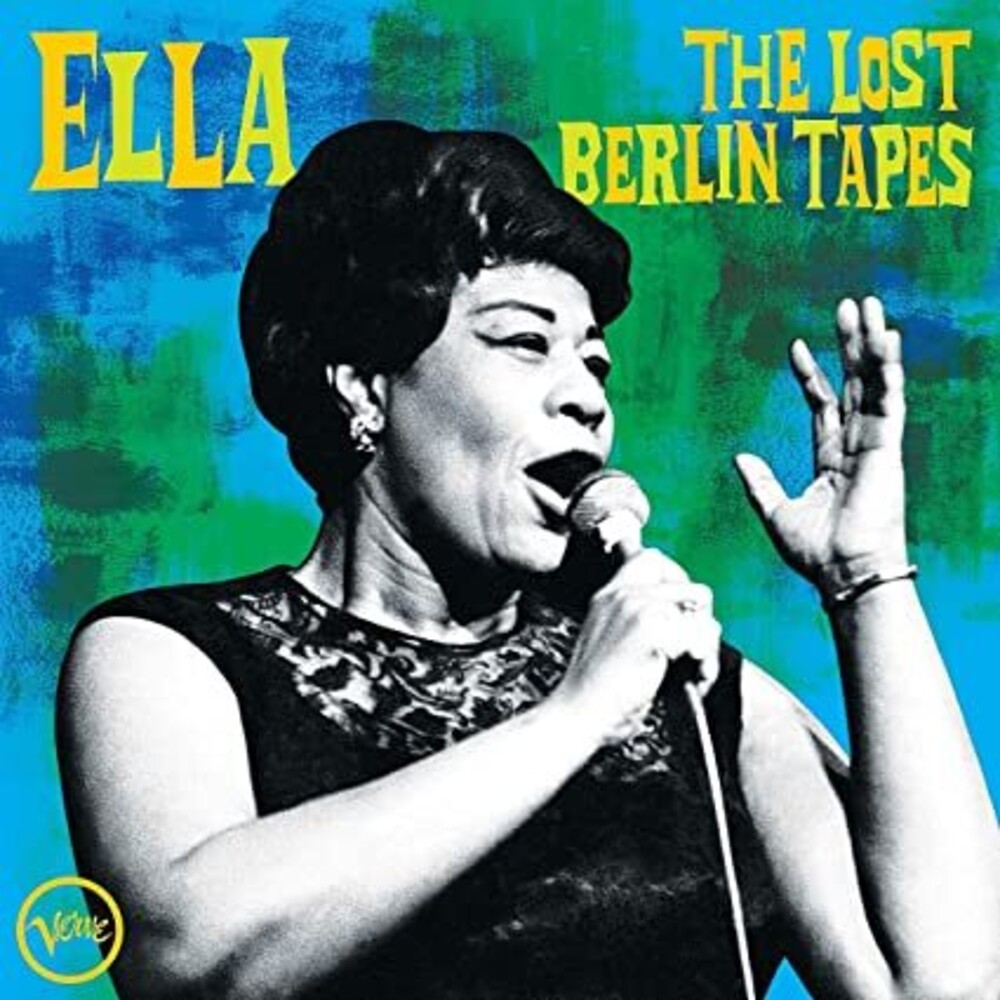 Ella Fitzgerald - Ella: The Lost Berlin Tapes [2LP]