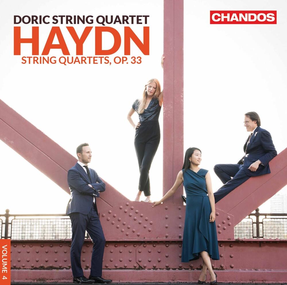 Doric String Quartet - String Quartets 33
