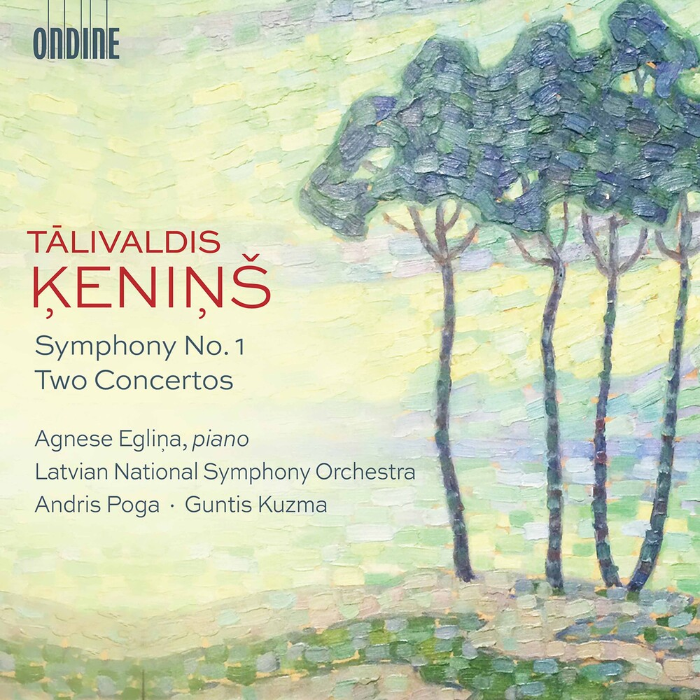 Latvian National Symphony Orchestra - Symphony 1