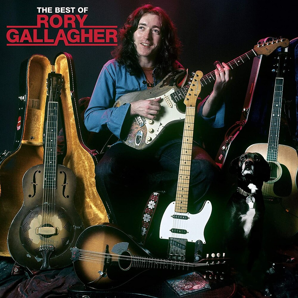 Rory Gallagher - The Best Of [2CD]