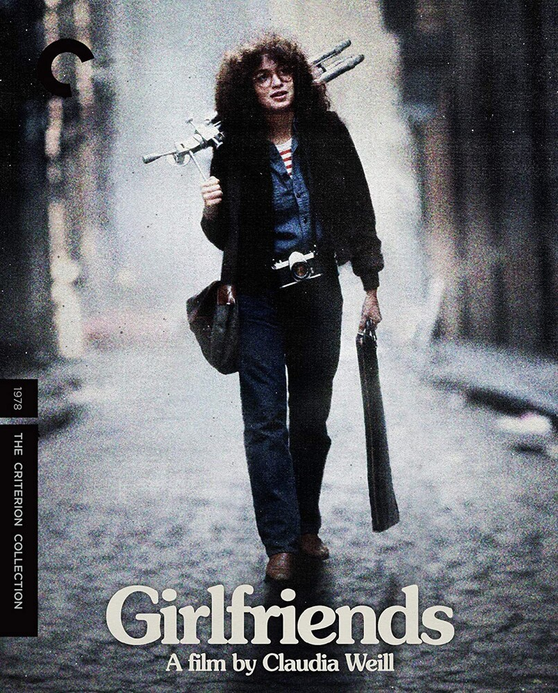 Girlfriends Bd - Girlfriends (Criterion Collection)