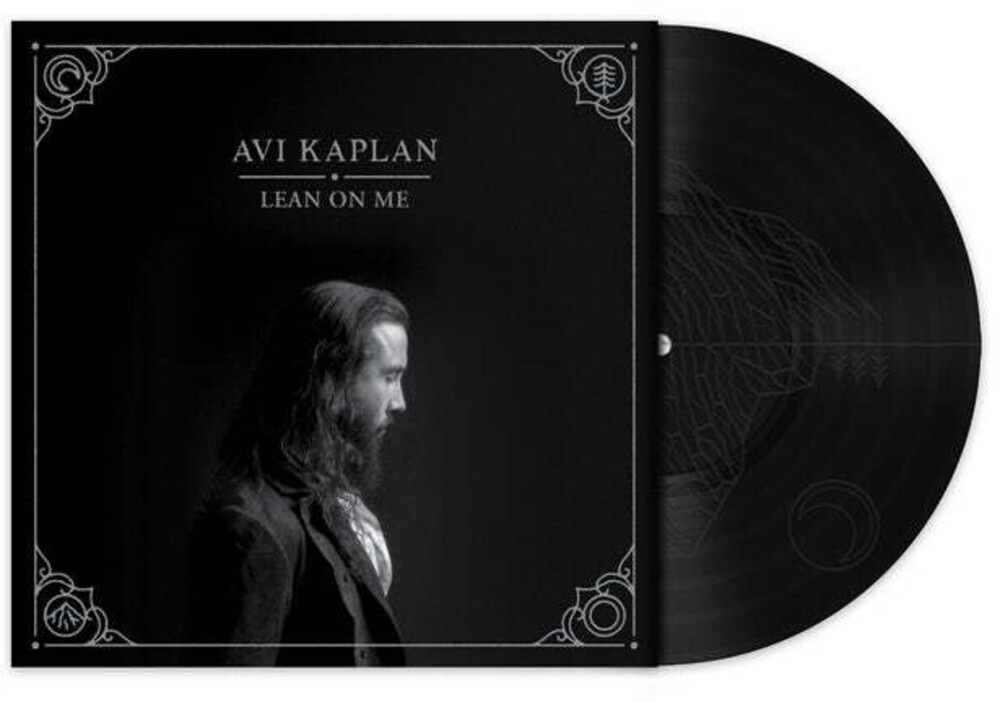 Avi Kaplan - Lean On Me EP [Indie Exclusive Limited Edition 12in Etched Vinyl]