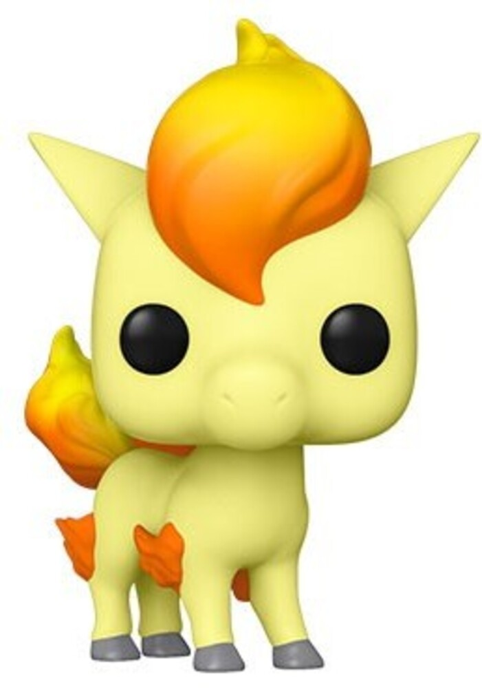 - FUNKO POP! Games: Pokemon- Ponyta
