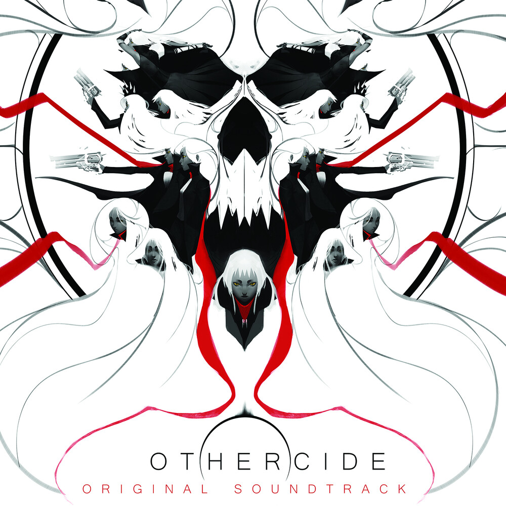 Othercide / OST Blk Ltd Ogv Red - Othercide / O.S.T. (Color Vinyl) (Blk) [Limited Edition] [180 Gram]