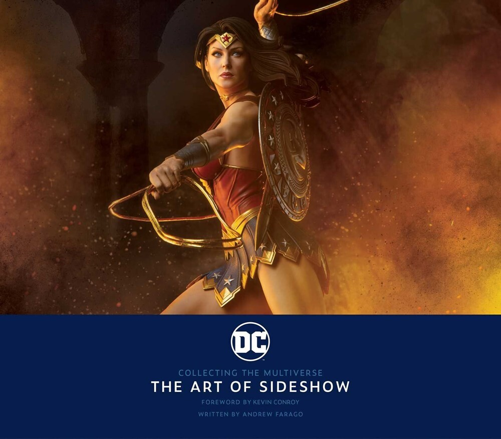 - DC: Collecting the Multiverse: The Art of Sideshow