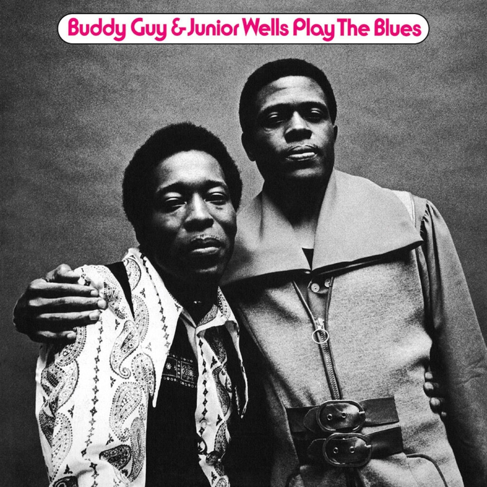 Buddy Guy / Wells,Junior - Play The Blues (Audp) (Blue) (Colv) (Cvnl) (Ltd)