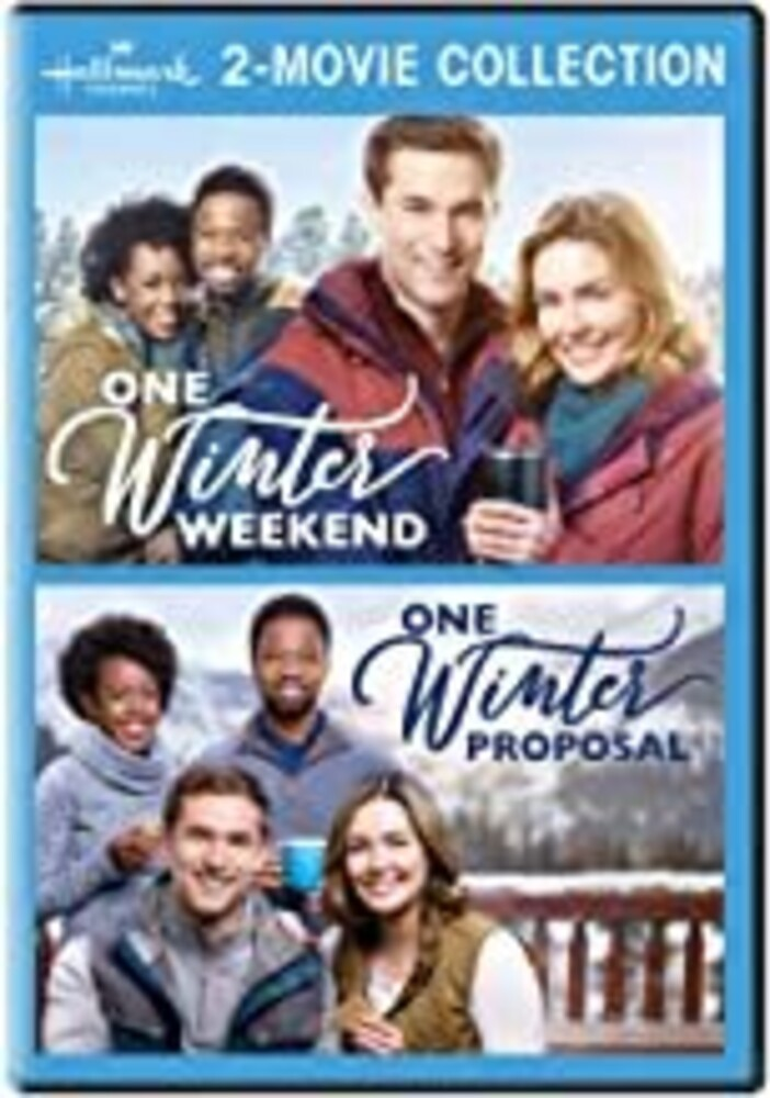 Hallmark 2-Movie Collection: Winter Weekend & One - One Winter Weekend / One Winter Proposal (Hallmark 2-Movie Collection)