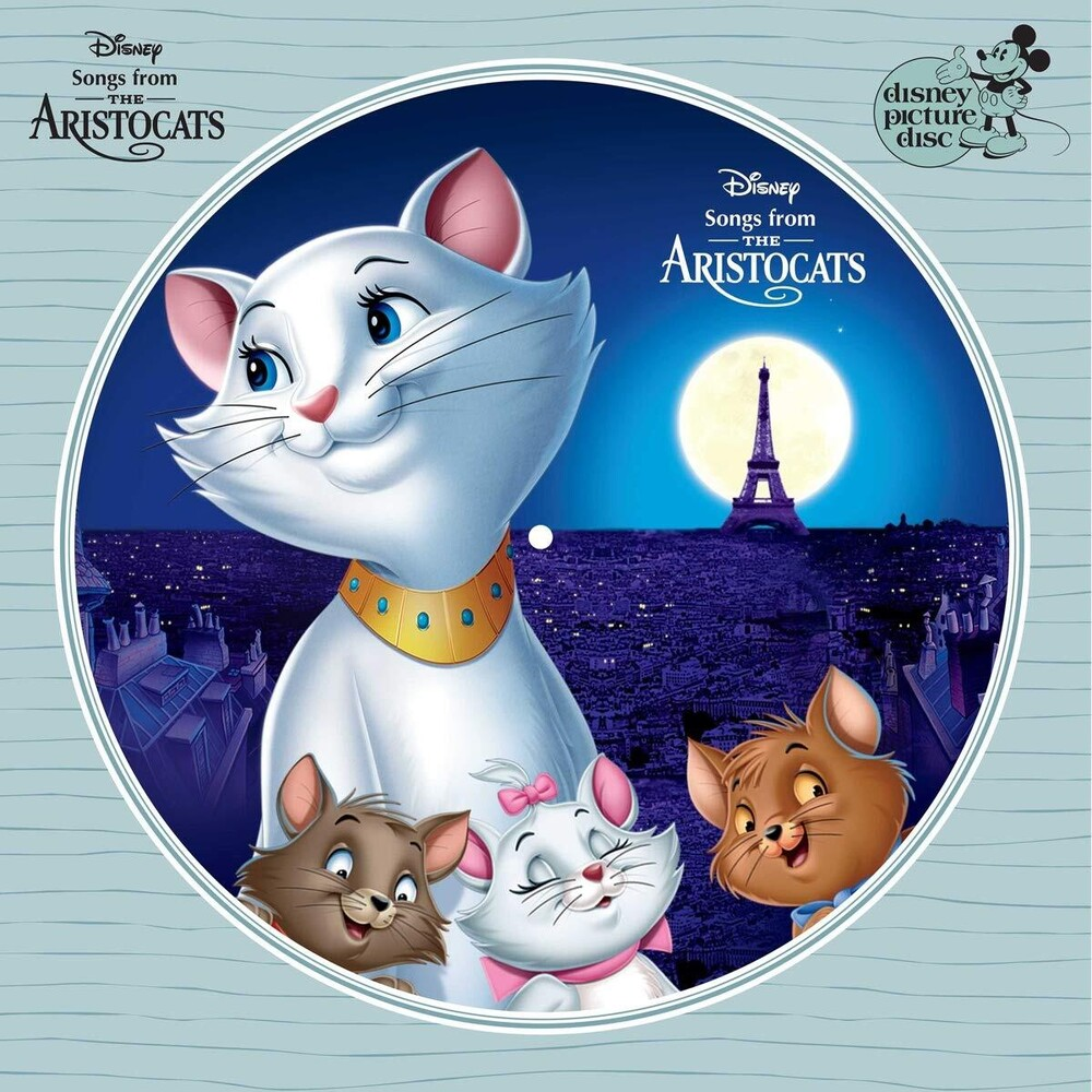 Various - Songs From The Aristocats (Various Artists)