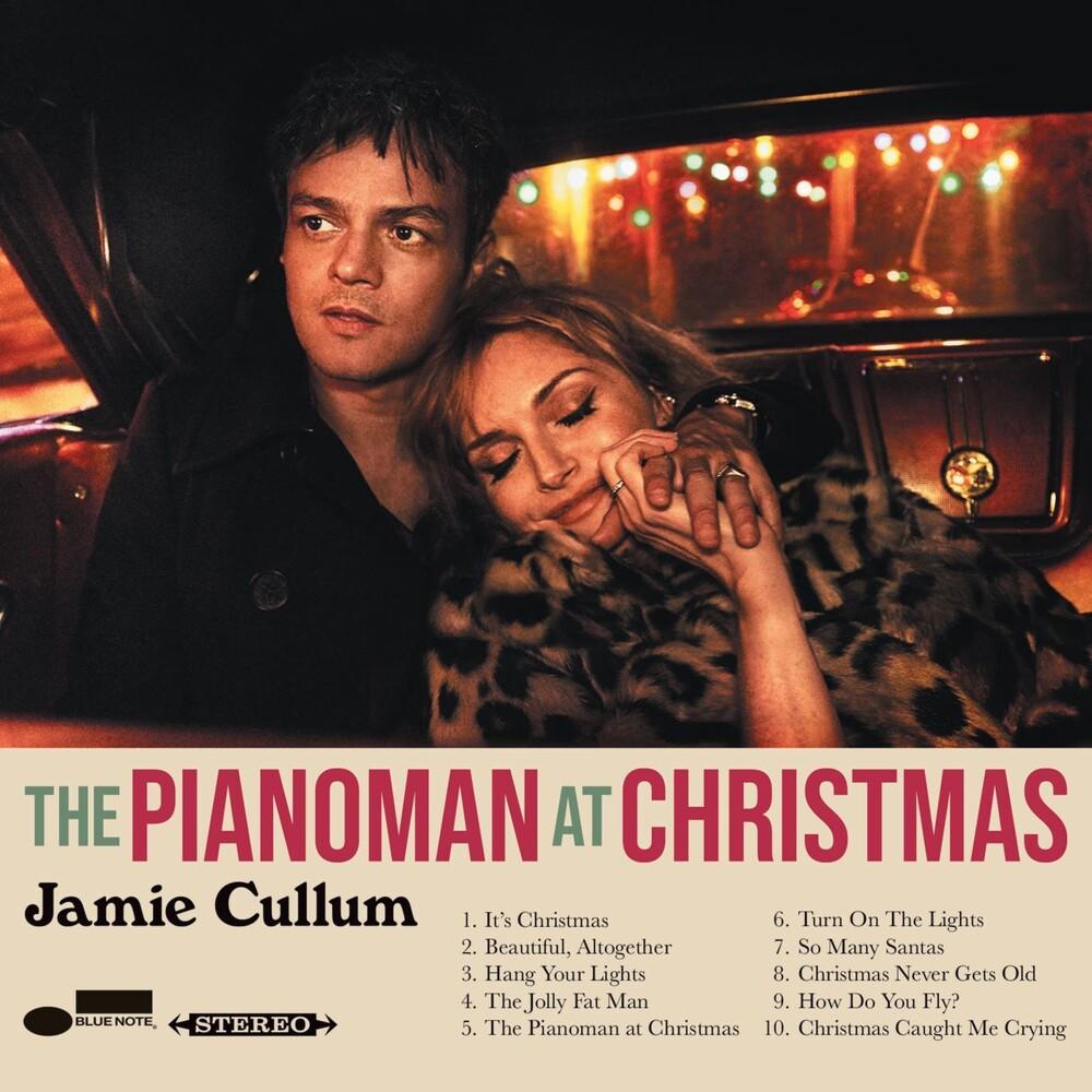 Jamie Cullum - The Pianoman At Christmas [LP]