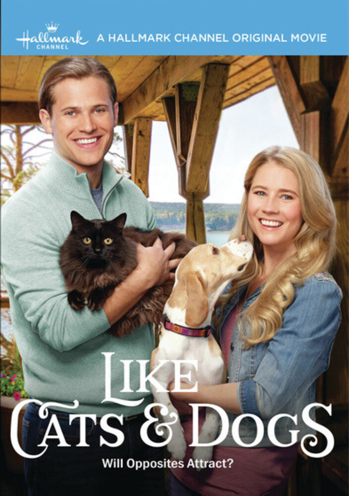Wyatt Nash - Like Cats & Dogs