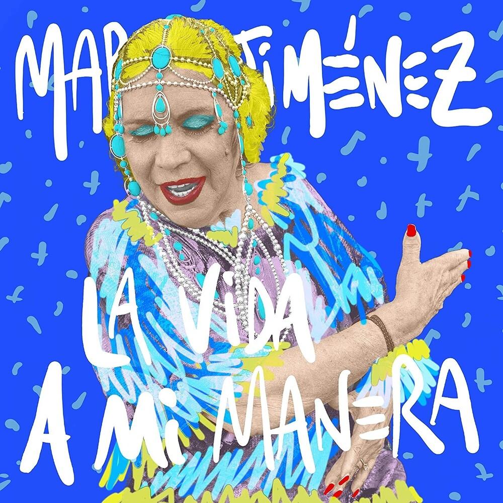 Maria Jimenez - La Vida A Mi Manera (Spa)