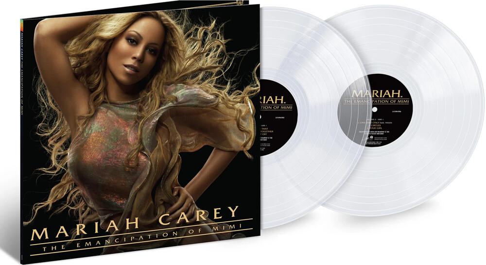 Mariah Carey - Emancipation Of Mimi [Clear Vinyl] [Limited Edition]