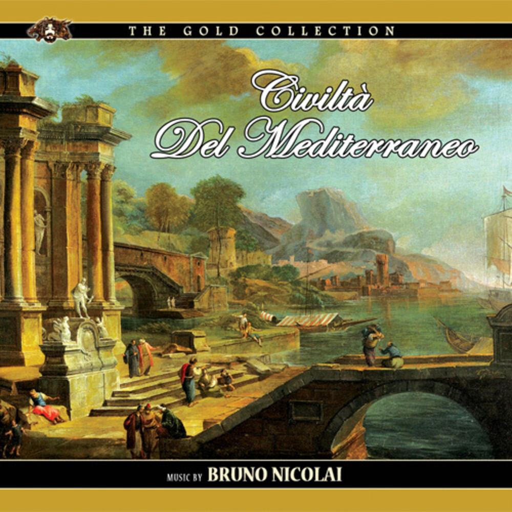 Bruno Nicolai Ita - Civilta Del Mediterraneo / O.S.T. (Ita)