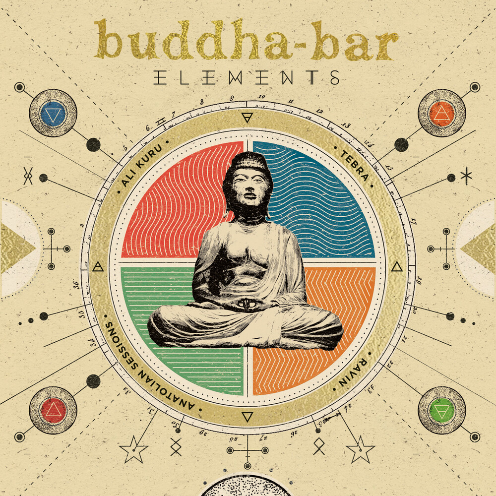 Buddha-Bar - Buddha Bar: Elements / Various