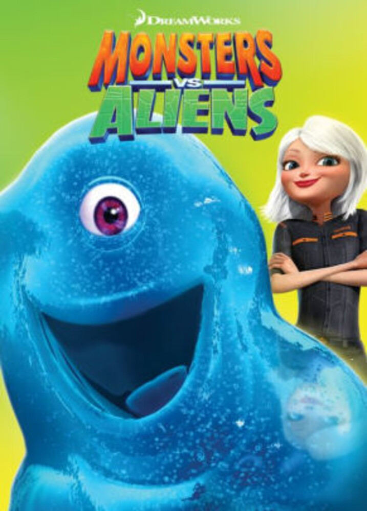 Monsters Vs Aliens - Monsters Vs Aliens / (Mcsh)