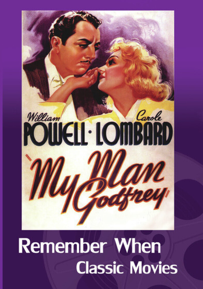 - My Man Godfrey