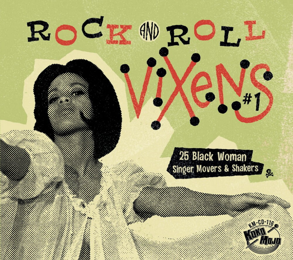 Rock And Roll Vixens 1 / Various - Rock And Roll Vixens 1 / Various