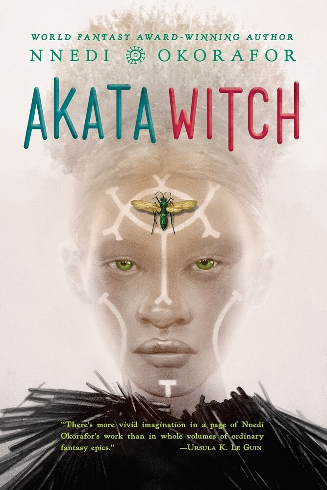 Okorafor, Nnedi - Akata Witch