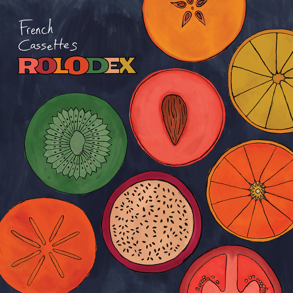 French Cassettes - Rolodex [Limited Edition]