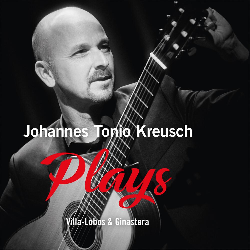 Johannes Kreusch  Tonio - Plays