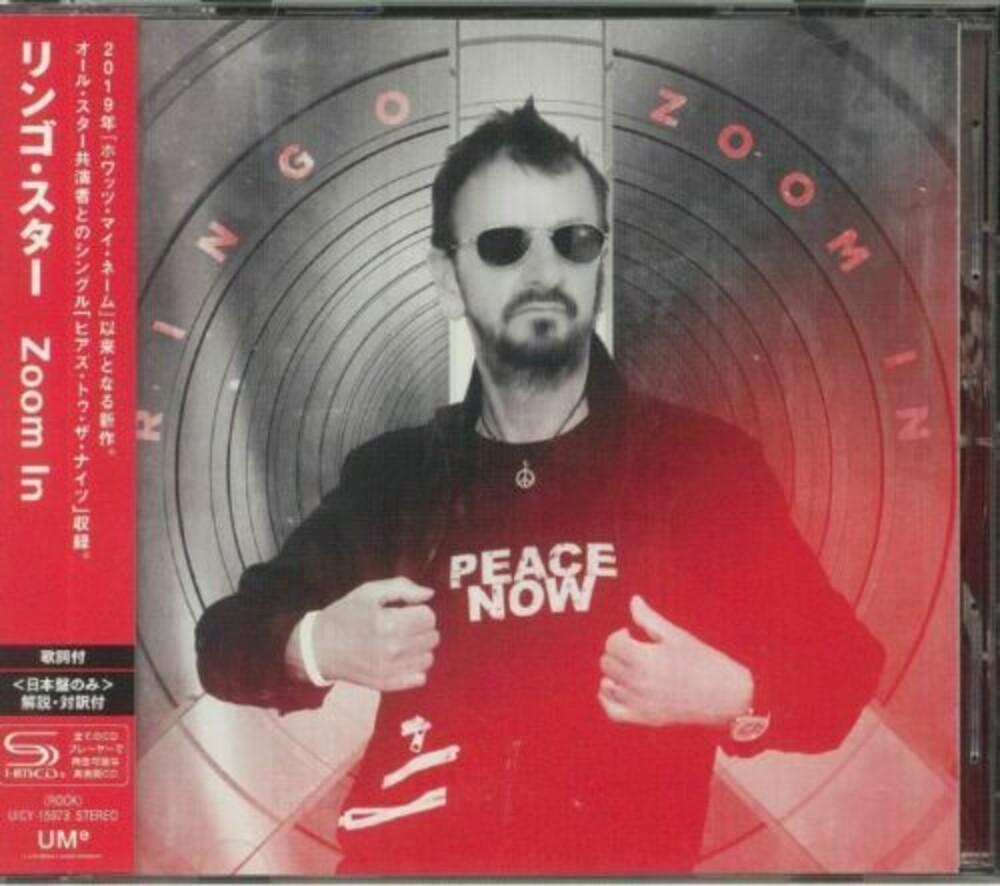 Ringo Starr - Zoom In EP (SHM-CD) [Import]