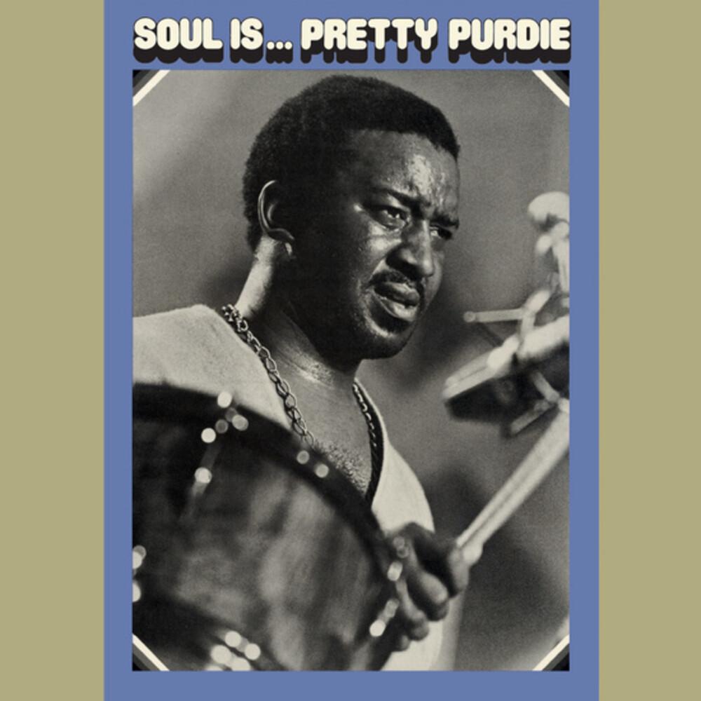 Bernard Purdie - Soul Is... Pretty Purdie [Clear Vinyl]
