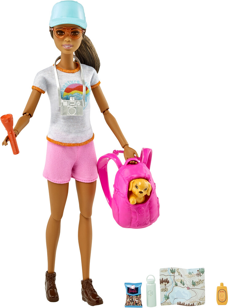 - Mattel - Barbie Wellness Doll 1