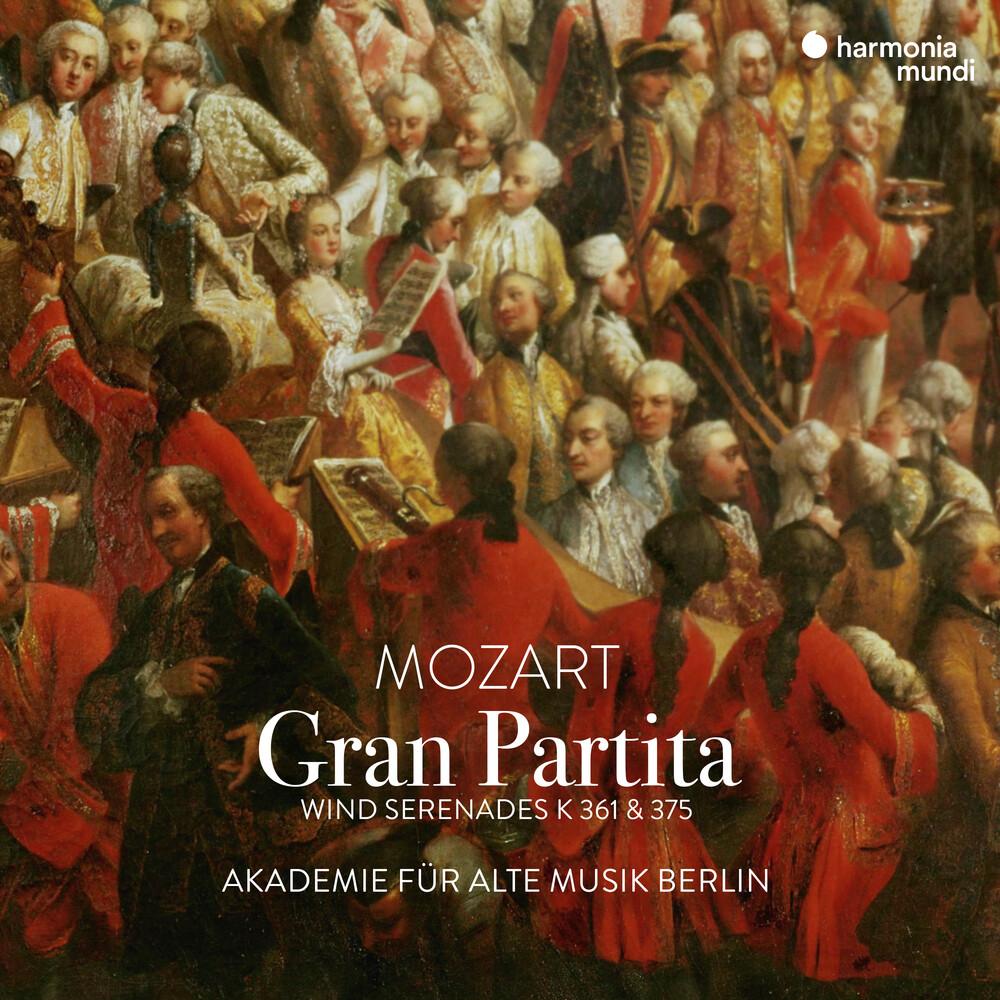 Akademie Fur Alte Musik Berlin - Mozart: Gran Partita