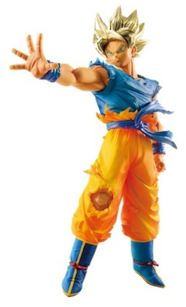 - Dragon Ball Z Blood Of Saiyans Special Figure