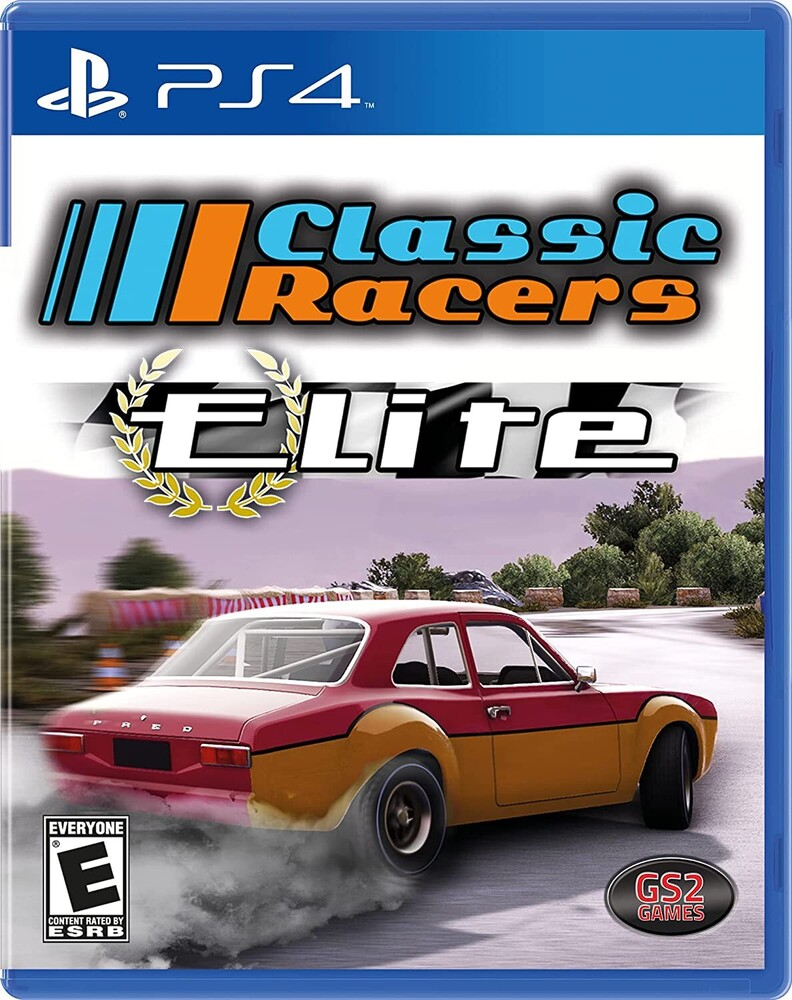 - Ps4 Classic Racers Elite