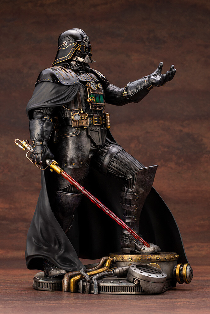 - Star Wars Artfx Darth Vader Industrial Empire