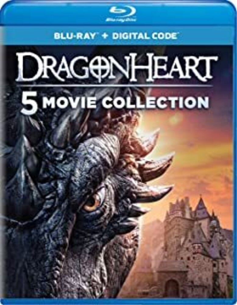- Dragonheart: 5-Movie Collection (5pc) / (Box Digc)