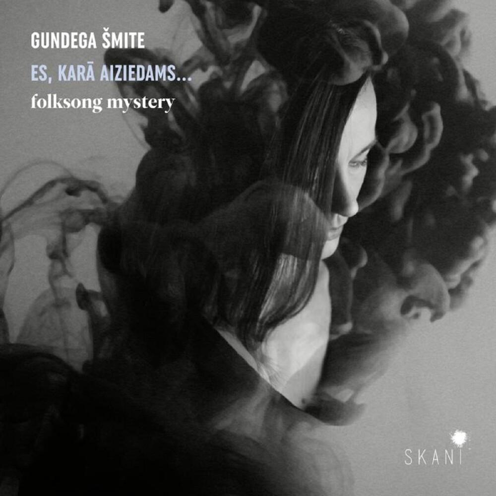 Gundega Smite - Es Kara Aiziedams: Folksong Mystery
