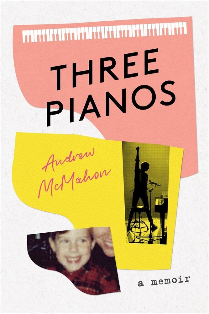 Andrew McMahon - Three Pianos (Hcvr)