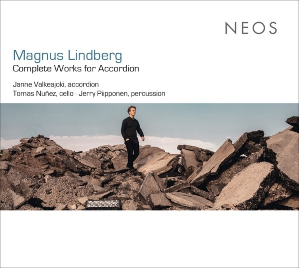 Lindberg - Complete Works For Accordeon