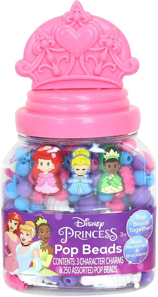 - Tara Toys - Princess Pop Beads (Disney)
