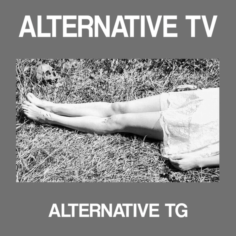 Alternative Tv - Was It White & Sticky