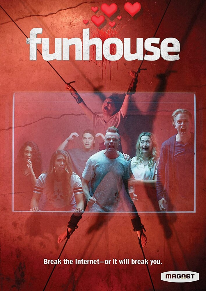 Funhouse DVD - Funhouse