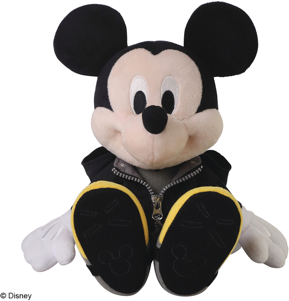 - Kingdom Hearts Iii King Mickey Plush (Plus)