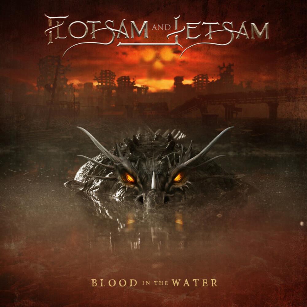 Flotsam & Jetsam - Blood In The Water [Digipak]