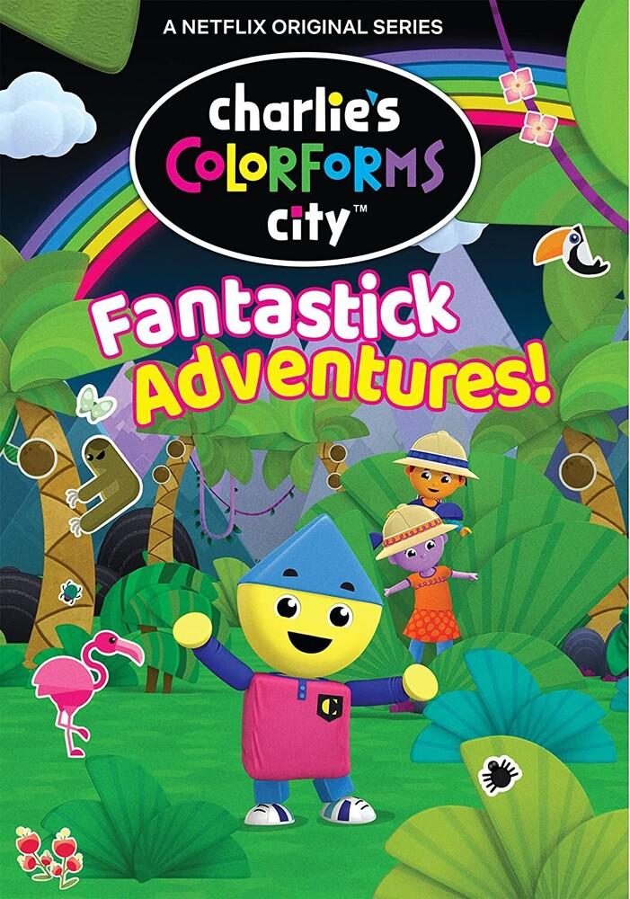 Charlie's Colorforms City: Fantastical Adventures - Charlie's Colorforms City: Fantastical Adventures