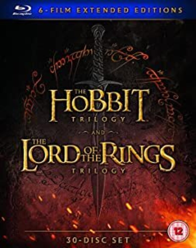 - Lord Of The Rings / Hobbit: Middle Earth - 6 Film