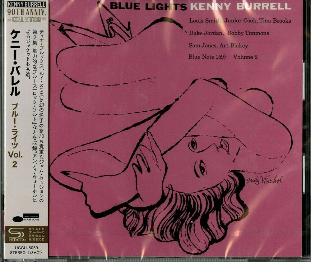 Kenny Burrell - Blue Lights Vol 2 (Shm) (Jpn)
