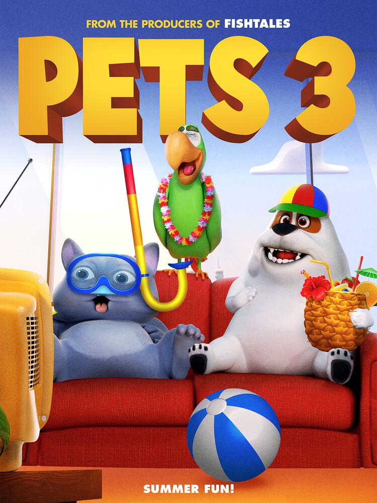 - Pets 3