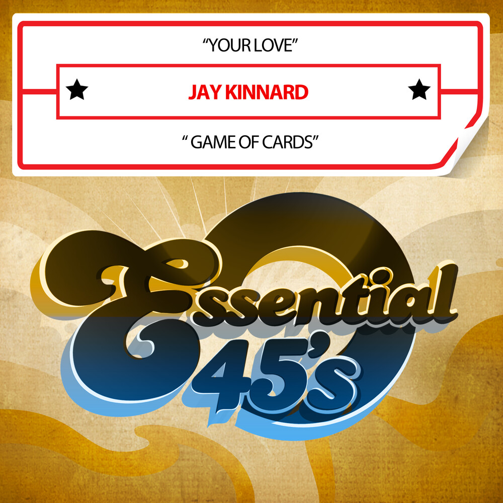Jay Kinnard - Your Love / Game Of Cards (Digital 45) (Mod)