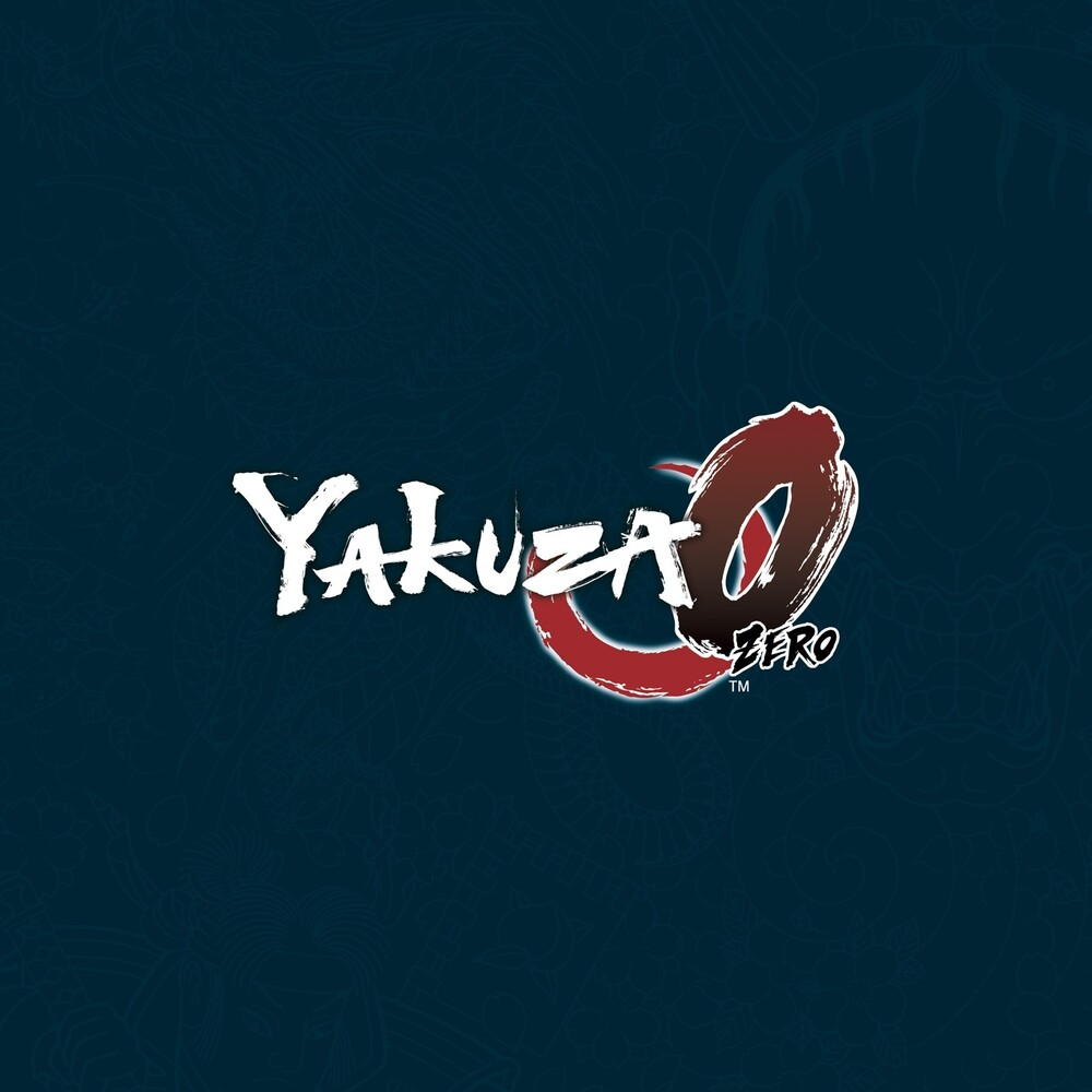 Yakuza 0 (Deluxe) / O.S.T. (Dlx) - Yakuza 0 (Deluxe) / O.S.T. [Deluxe]