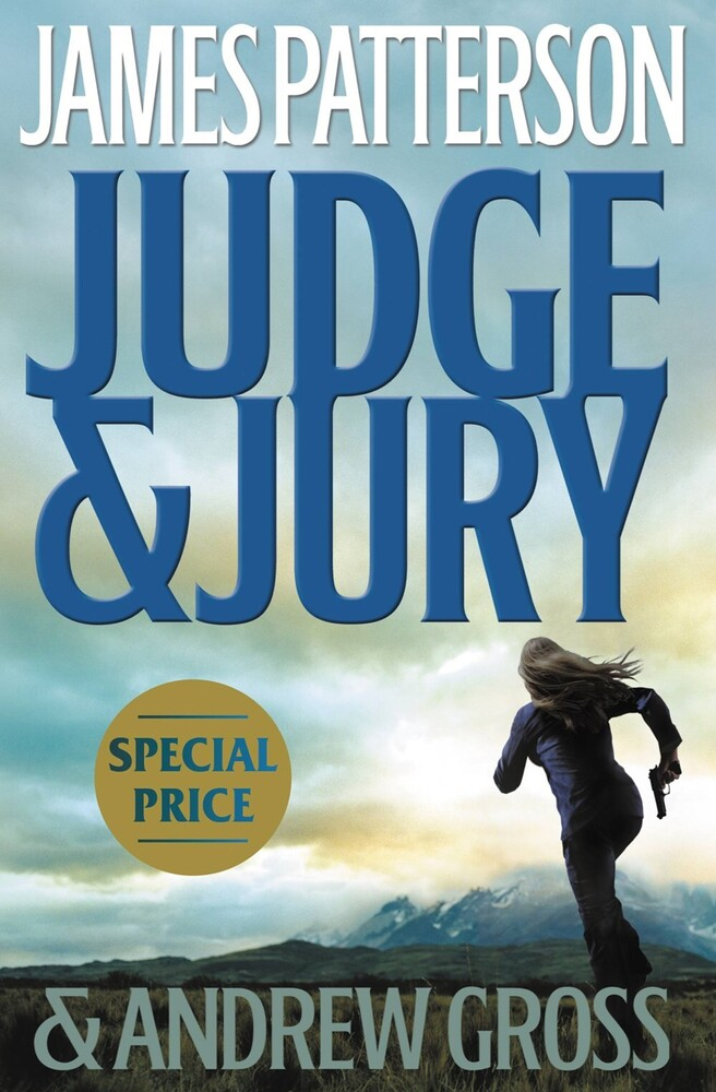 James Patterson  / Gross,Andrew / Mantegna,Joe - Judge & Jury (Ppbk)