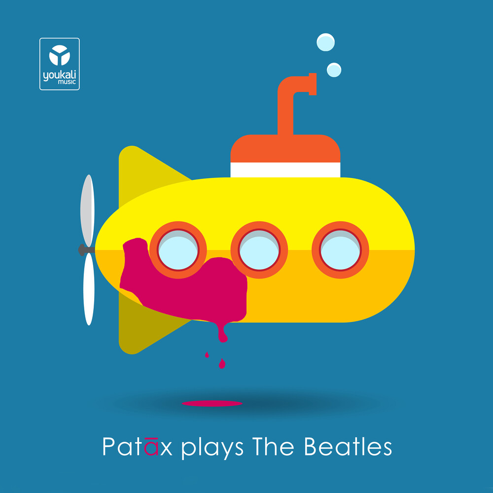Patax - Patax Plays The Beatles (Spa)