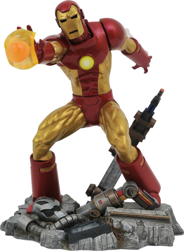 - Marvel Gallery Comic Iron Man Pvc Statue (Clcb)