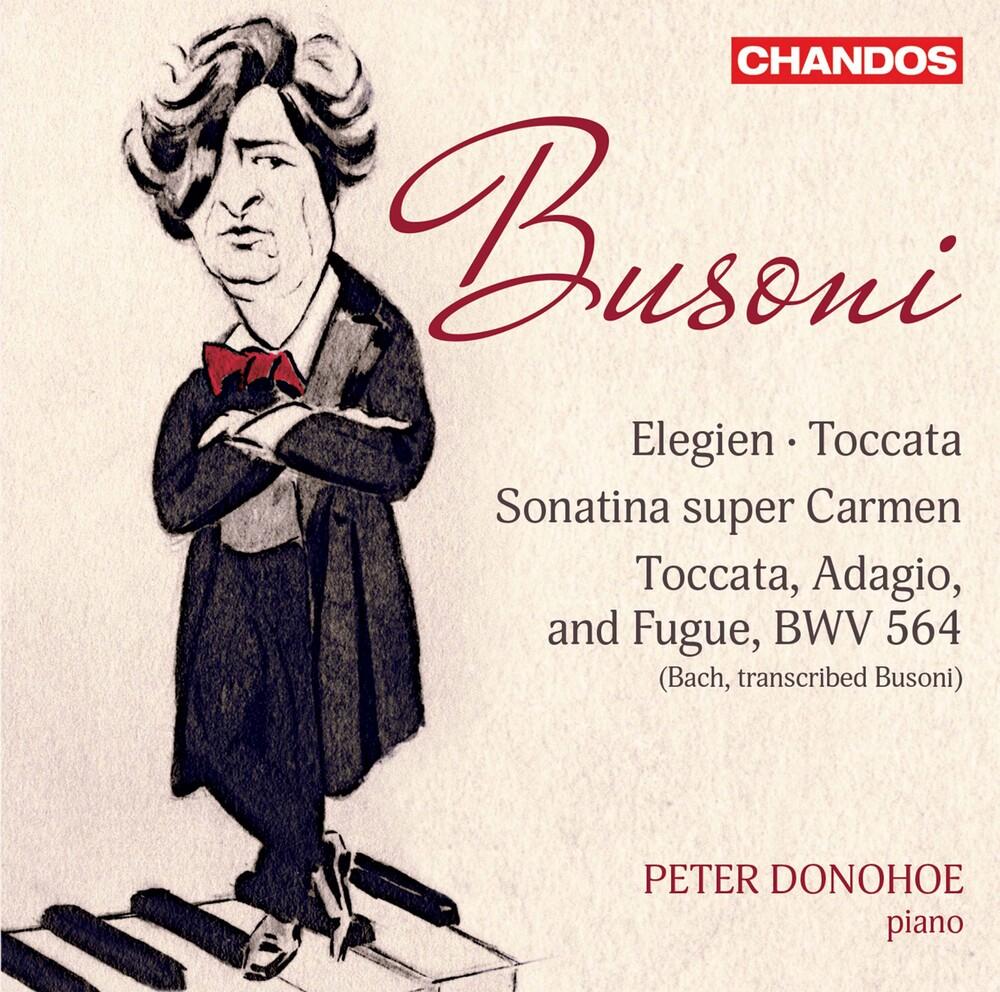 Busoni / Donohoe - Piano Works